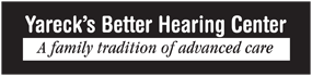 Yareck's Better Hearing Center Logo